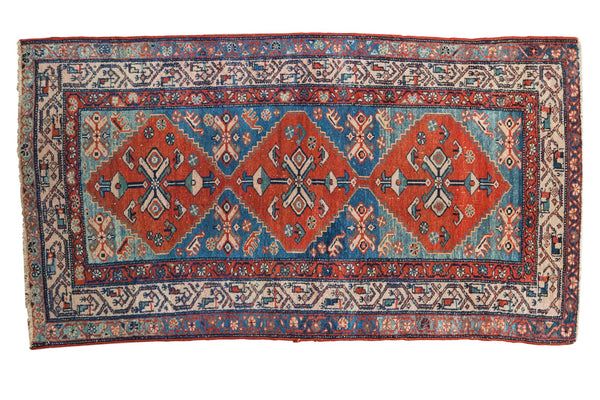 Vintage Malayer Rug Runner / ONH item 7365