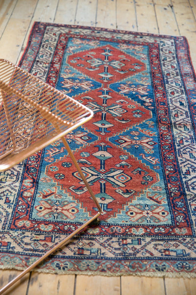 Vintage Malayer Rug Runner / ONH item 7365 Image 2