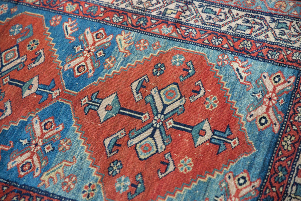 Vintage Malayer Rug Runner / ONH item 7365 Image 7