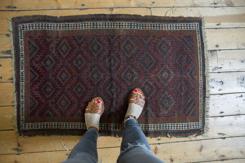 Antique Belouch Rug / ONH item 7373 Image 1