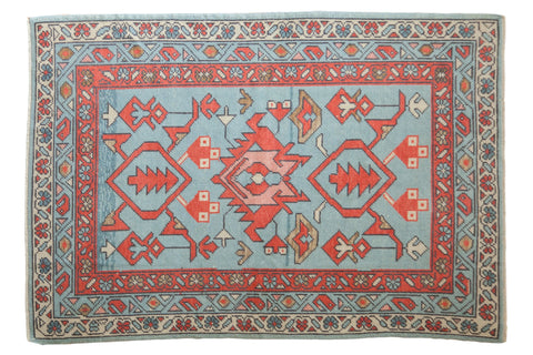 New Oushak Rug / ONH item 7382