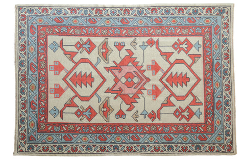 New Oushak Rug / ONH item 7383