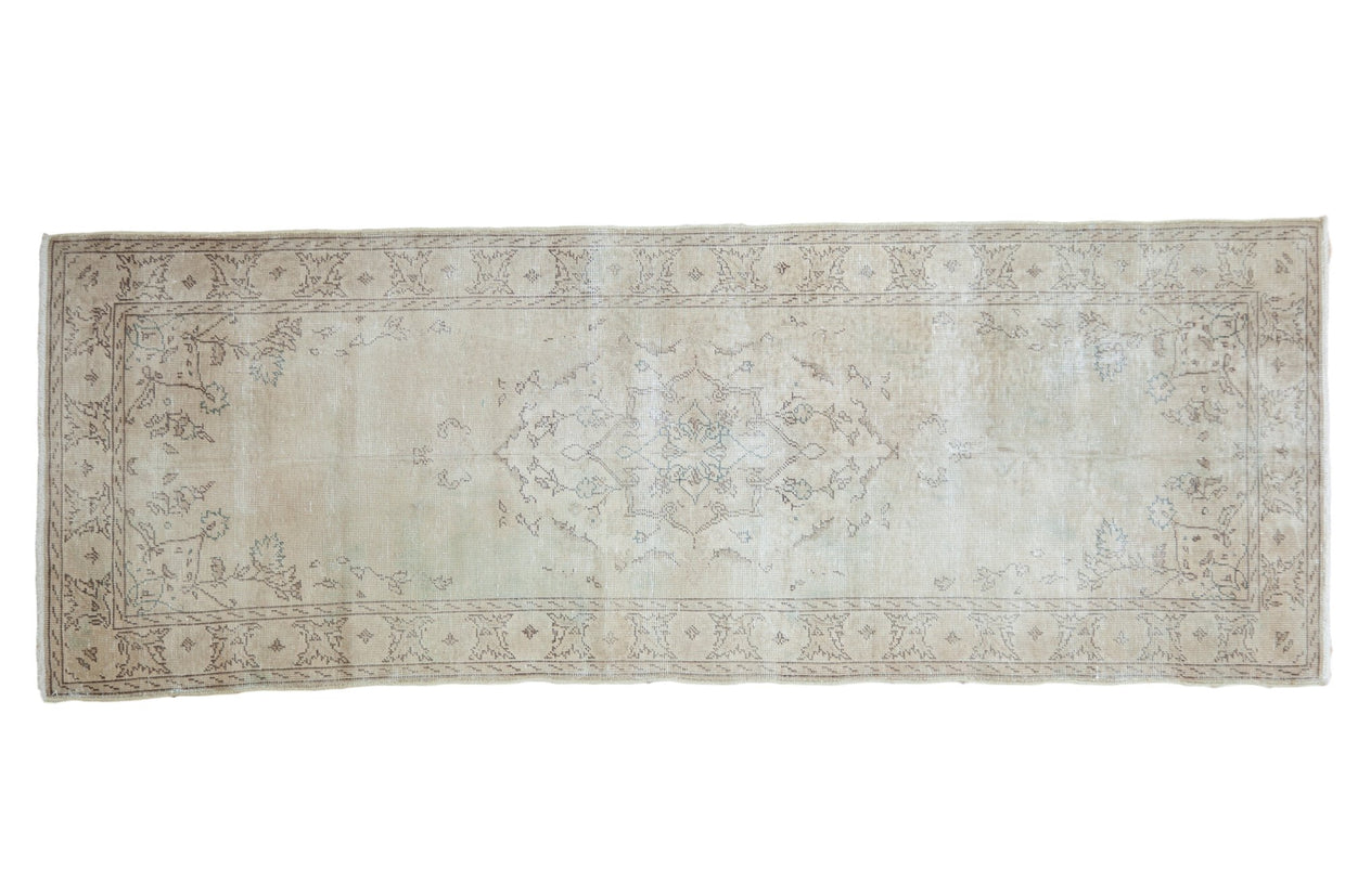 2.5x7 Vintage Distressed Sparta Rug Runner // ONH Item 7559