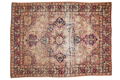 4.5x6 Antique Kerman Rug // ONH Item 7564