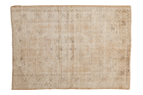 2.5x4 Vintage Distressed Oushak Rug // ONH Item 7652