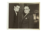 Vintage Russell Birdwell Photograph of David Selznick // ONH Item 7718
