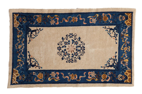 3x4.5 Antique Peking Rug // ONH Item 7830