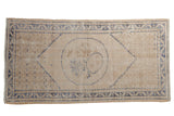 Vintage Distressed Oushak Rug / ONH item 8916