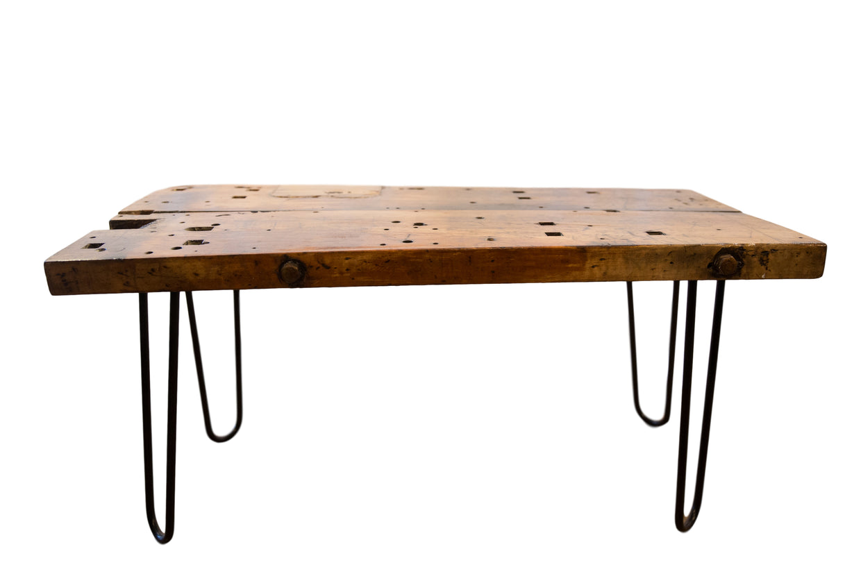 Reclaimed Wood Coffee Table // ONH Item AS5960D5470A