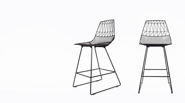 Bend Goods Modern Lucy Counter Stool - Old New House