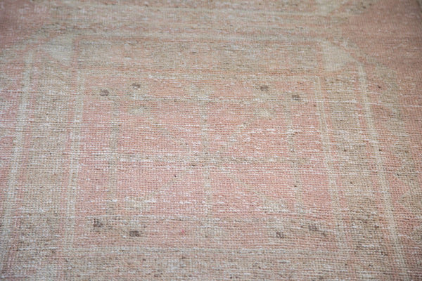 4x11 Distressed Oushak Runner - Old New House