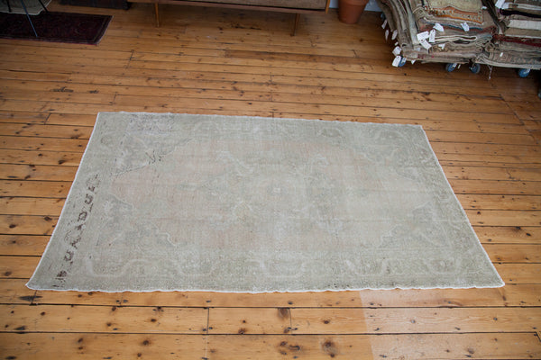 5x8 Vintage Oushak Rug - Old New House