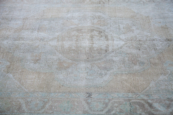 5x8 Distressed Oushak Carpet - Old New House