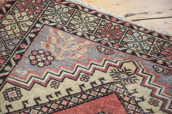 3.5x5.5 Vintage Oushak Rug - Old New House