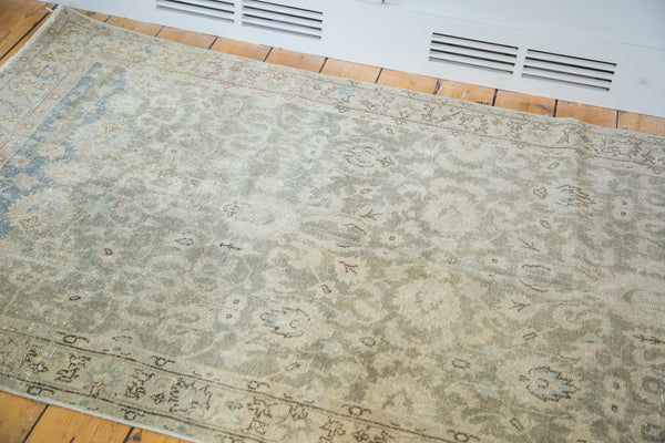 3.5x7 Distressed Sivas Rug Runner - Old New House