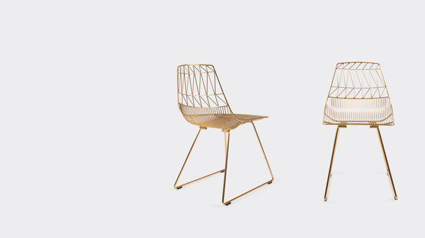 Modern Lucy Side Chair by Bend Goods - Old New House