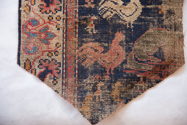 RUGLING 08: Limited Edition West Persian Rug Cork Board Flag