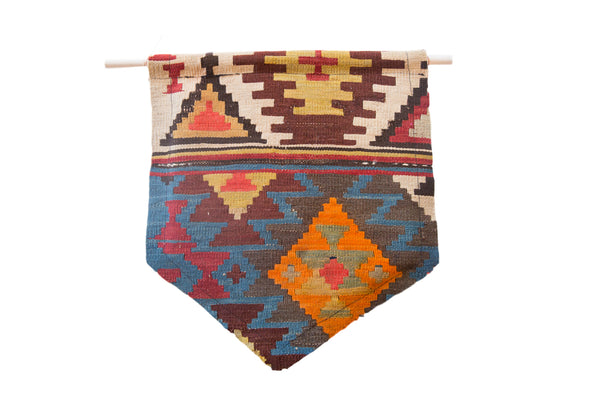 RUGLING 10: Limited Edition Kilim Rug Cork Board Flag