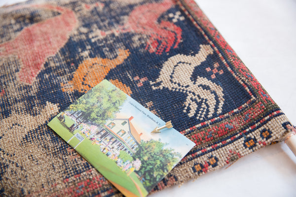 RUGLING 12: Limited Edition Persian Rug Cork Board Flag