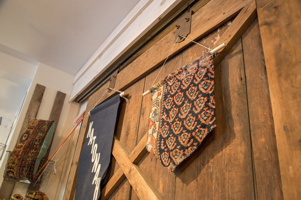 RUGLING 03 : Limited Edition Rug Cork Board Flag - Old New House