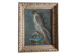 Grace Keogh My Pet Falcon Painting / ONH Item ct001176
