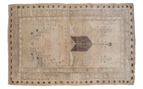 4x6 Vintage Oushak Rug - Old New House