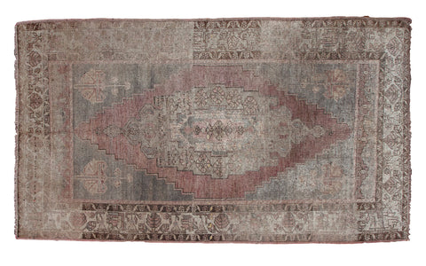 4.5x8.5 Vintage Oushak Rug - Old New House
