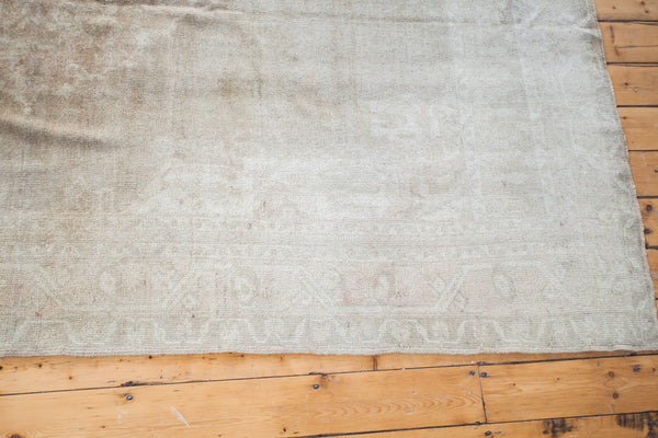 Vintage Oushak Carpet - Old New House