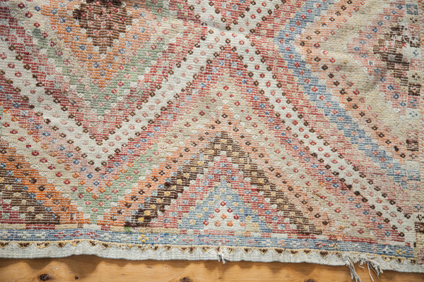 4x6 Vintage Jajim Rug - Old New House