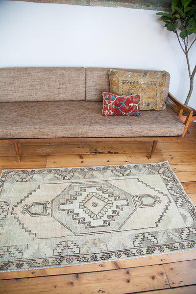 3x5.5 Vintage Oushak Rug - Old New House