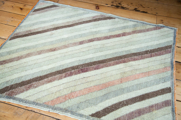 3x4 Vintage Tulu Rug - Old New House