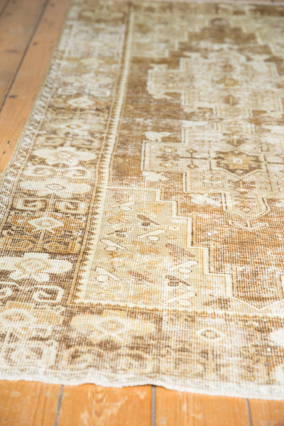 Distressed Oushak Rug Runner / Item ee001411 image 4