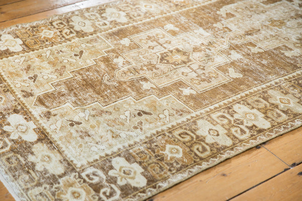 Distressed Oushak Rug Runner / Item ee001411 image 6