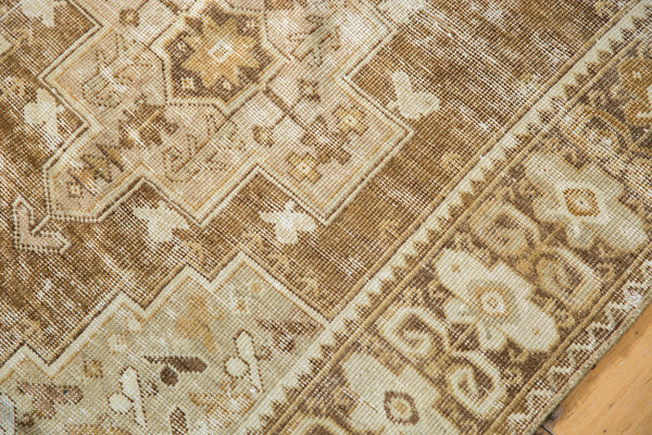 Distressed Oushak Rug Runner / Item ee001411 image 7