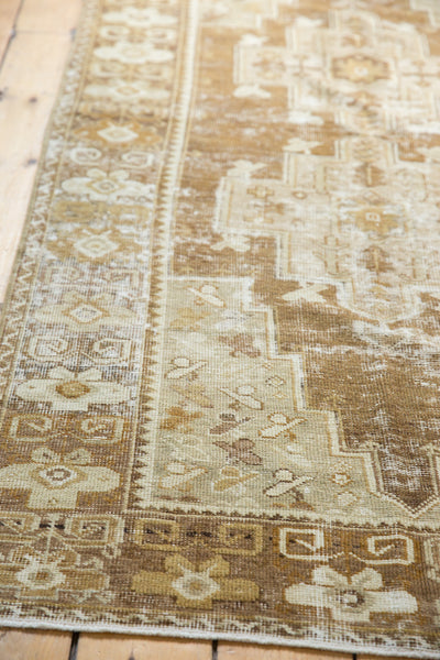 Distressed Oushak Rug Runner / Item ee001411 image 10