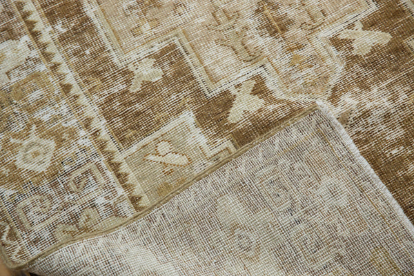 Distressed Oushak Rug Runner / Item ee001411 image 13