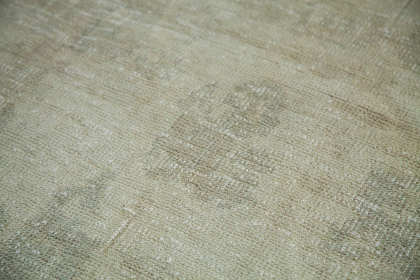 6x7 Distressed Oushak Square Carpet - Old New House