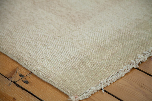 4x6 Distressed Oushak Rug - Old New House