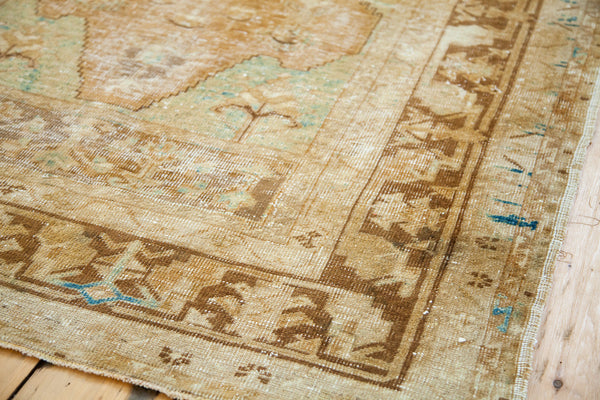 4x7.5 Distressed Oushak Rug - Old New House