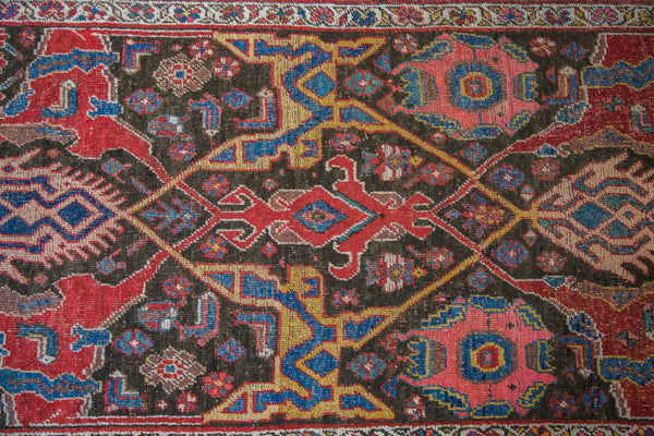 4x7 Antique Bidjar Rug - Old New House