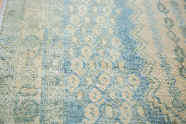 5x7 Vintage Afshar Carpet - Old New House