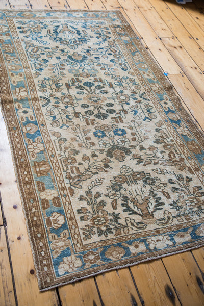 3.5x6 Distressed Lilihan Rug - Old New House