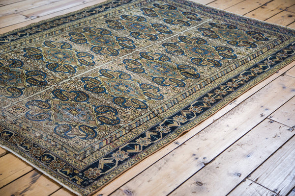 4x6 Antique Feraghan Rug - Old New House