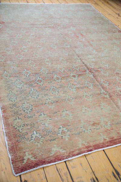 6x9 Distressed Konya Carpet - Old New House