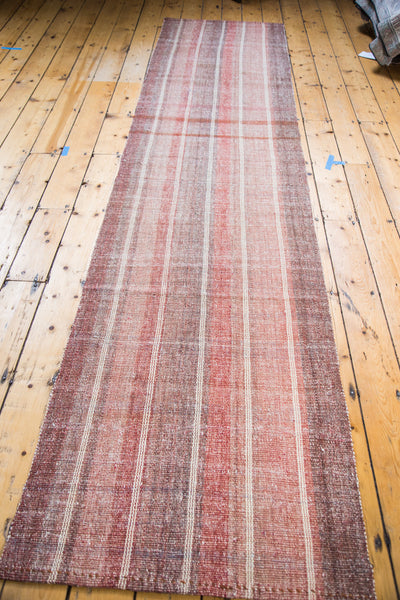 2.5x12 New Kilim Rug Runner - Old New House