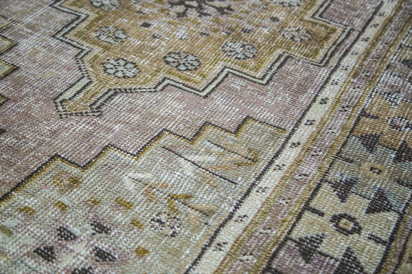 3.5x6 Distressed Oushak Rug Runner - Old New House