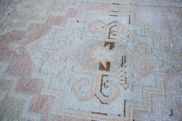 3x10 Distressed Oushak Rug Runner - Old New House