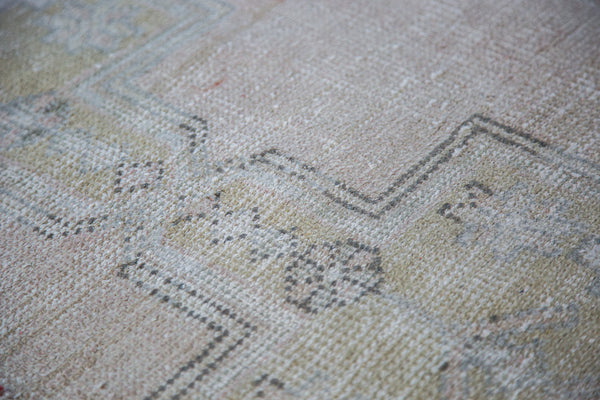 4x8.5 Distressed Oushak Rug - Old New House