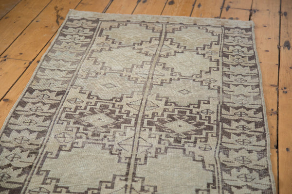 3x9.5 Vintage Oushak Runner - Old New House
