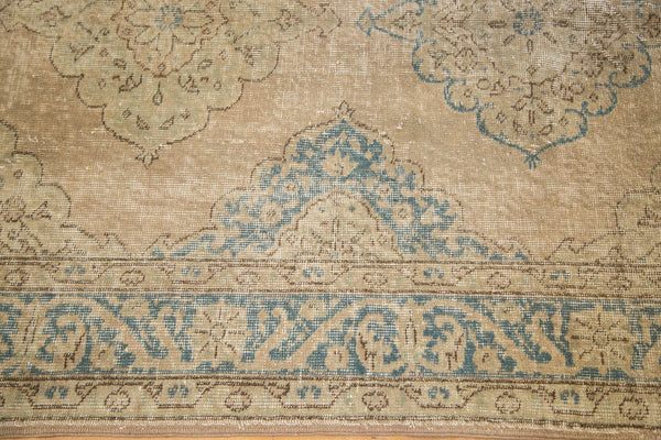 4.5x12.5 Distressed Oushak Runner - Old New House